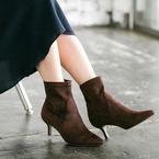 おしゃれは足元から♡大人女性におすすめの「ショートブーツ」コーデ