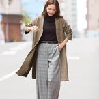 品良く・可愛く・こなれて見える♪「ノーカラージャケット&コート」の着こなしをご紹介!