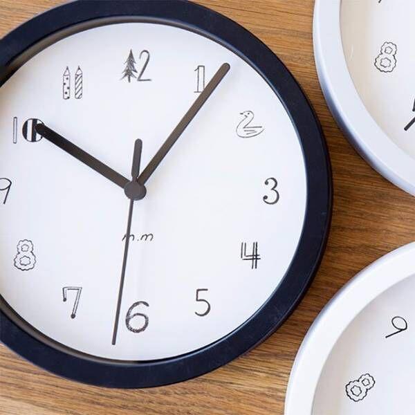 ゆったりした時間を刻む♪こだわりの「時計」でお部屋をおしゃれにコーディネート