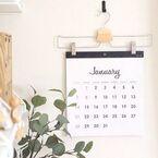 もう手に入れた?100均(セリアetc.)のカレンダーをオシャレにリメイクしよう!