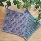 ハンドメイドの温かみがたまらない!編み物で作るインテリア雑貨をご紹介します