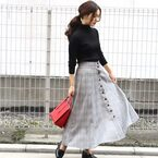 【ALL5,000円以下】!秋にぴったりのスカートコーデ15選をご紹介
