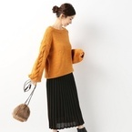 大人レディの必須アイテム♡秋の《プリーツスカート》コーディネート特集
