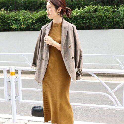 いつものコーディネートをかっこよく決める☆秋のテーラードジャケット特集