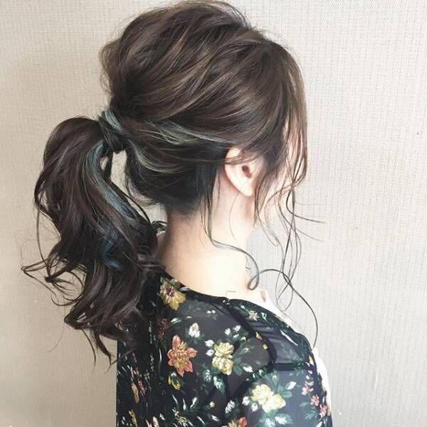 大人女性のヘアカラー事情!周りと差がつくデザインカラーを大特集
