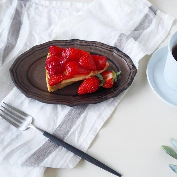 特別な日はこだわる!おしゃれな「ケーキ皿」で美味しい時間を過ごそう