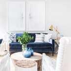 【海外インテリア】ソファとテーブルのスタイリング集☆居心地の良い空間実例20選