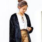 【ALL5,000円以下】!秋冬コーデに重宝するブラックアウター16選をご紹介♡