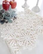 すきま時間を活用!かぎ針1本でコツコツと編み物をしてみませんか?