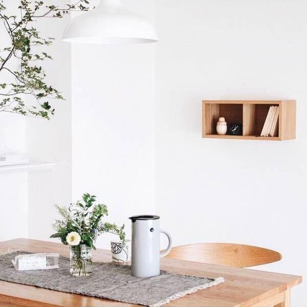 マンション暮らしのシンプル&ナチュラルインテリア♡お家が好きになる心地よい空間作り