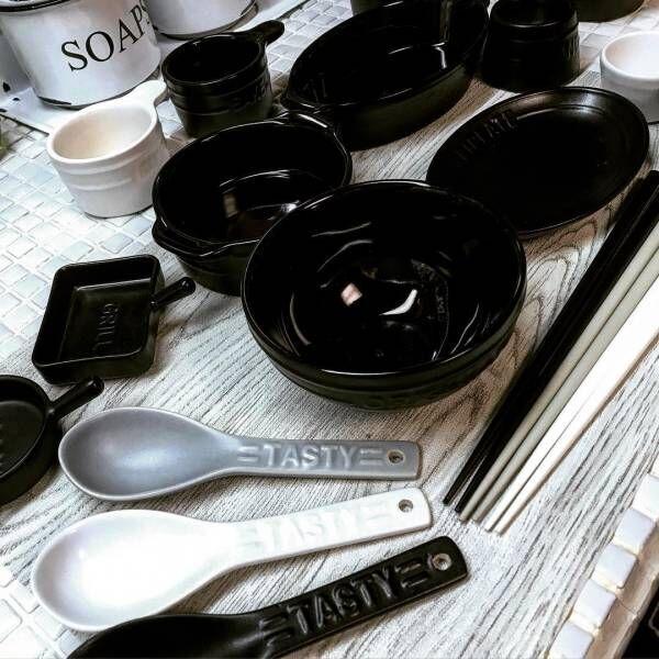 【セリア】の新商品がおしゃれ♡モノトーンでデザイン性の高いアイテムが勢揃い!