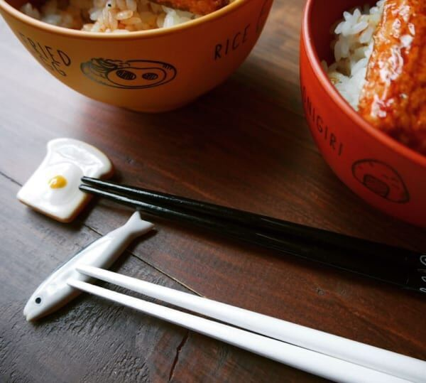 秋刀魚&トースト型の箸置き