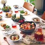 あっと言う間にパーティーシーズン☆華やかなテーブルコーディネートまとめ