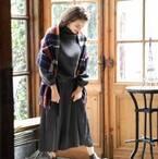 ナチュラルなファッションを演出♪【niko and…】の冬トップスをご紹介