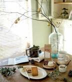 冬のインテリアを彩る♡今年は《枝ツリー》にチャレンジしてみよう!