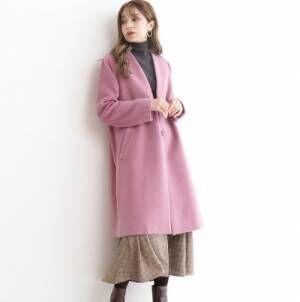 女の子の定番カラー!冬に着る「ピンク」のお洋服コーデ特集♡