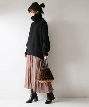 [Spick & Span] ロングギャザースカート2◆