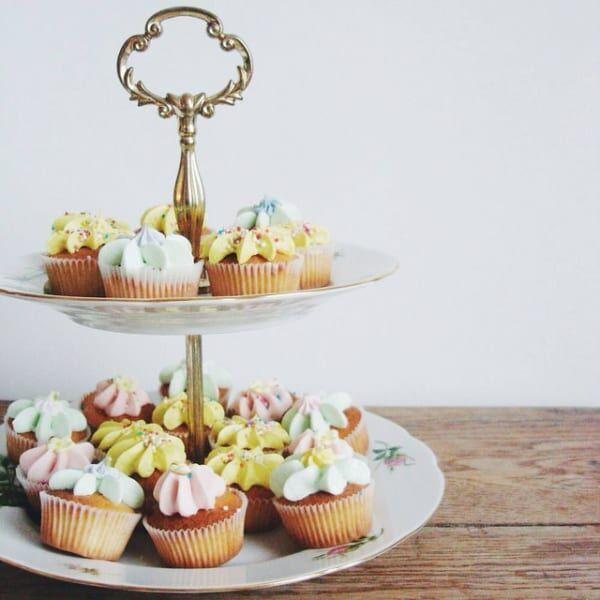 ケーキスタンドは特別感を盛り上げる