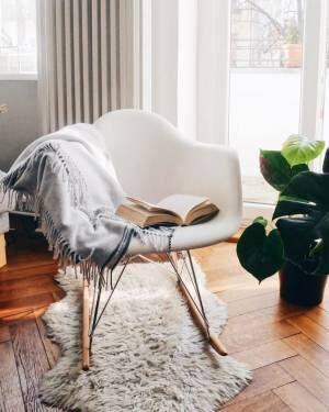 お気に入りの椅子を用意する