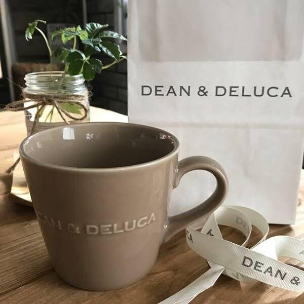 「ディーン&デルーカ」のマグカップ