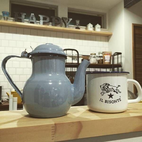 「イルビゾンテ」のマグカップ