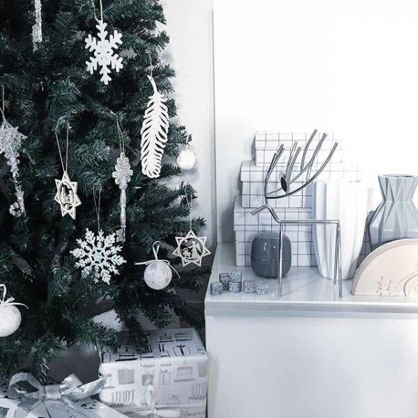 大人シックなクリスマスツリー2