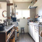 古いアパートや古民家をリノベーション!古道具の素朴さが魅力的な空間作り