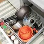 キッチンをもっと使いやすくする収納術☆時短&すっきりに繋がるアイディア15選