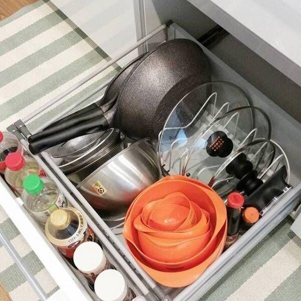 a8eaa0c0cd キッチンをもっと使いやすくする収納術☆時短&すっきりに繋がるアイディア15