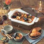 冬はブルーノのホットプレートが大活躍♪素敵なお料理シーンをお届けします♡