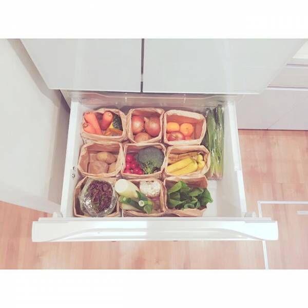 冷蔵庫の収納アイデア8