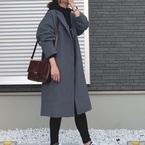 寒くても外に出掛けたくなる♡【GU】アウターで作る大人女子コーデ特集!