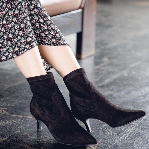 あなたはどれが好き?この季節に履きたい「ショートブーツ」を集めました♡