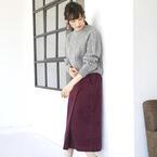 ほっこりあたたか♡温もり感じる「コーデュロイ素材」のお洋服特集!