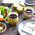 ポーランドの可愛い食器♡ポーリッシュポタリーでテーブルを華やかに!