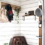 【連載】面倒な作業一切なし!ラブリコ柱セットと立管バンドを使って玄関をお手軽DIY♪