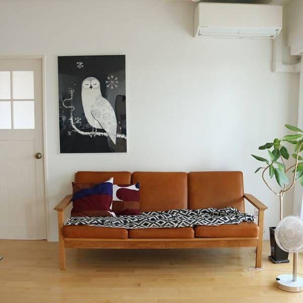 家具で取り入れる北欧スタイル1