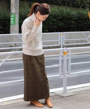 TRW ラップロングスカート