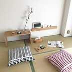 【無印良品】で作るシンプルな和室インテリア!賃貸でも真似できるアイディアが満載♪
