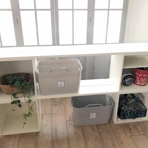 【連載】ニトリのカラーボックスを使って大容量の収納棚を簡単DIY♪