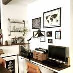 お部屋を簡単にセンスアップ♡SNSで人気のアートポスター&上手な飾り方をご紹介!