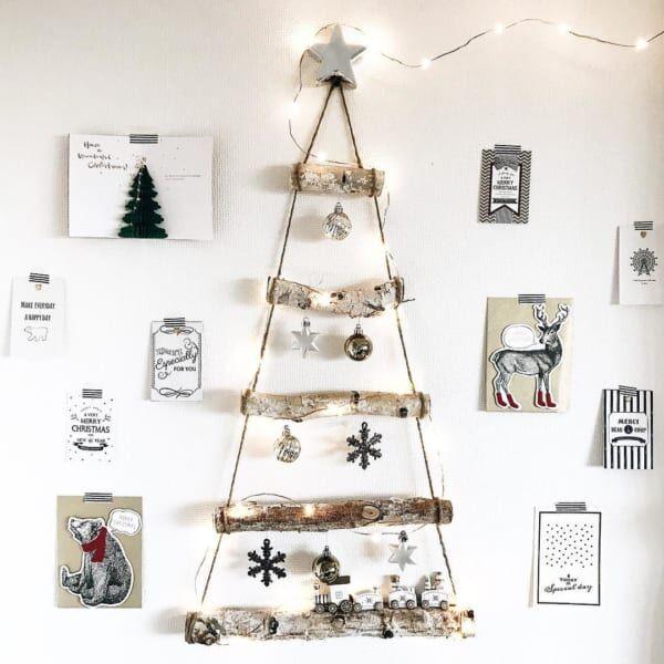 手作り&リメイクで試してみたい!「クリスマス」の飾り付けアイデア集☆