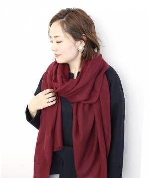 cashmere stole(カシミアストール)