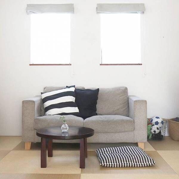 畳のある空間をおしゃれに☆和室で楽しむシンプルなインテリア