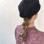 冬の帽子に合うヘアアレンジ特集♡ニット帽にもベレーにもおすすめ!