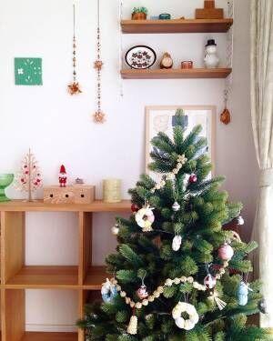 クリスマスツリーインテリア2