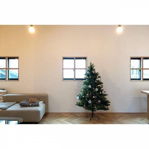 クリスマスツリーインテリア