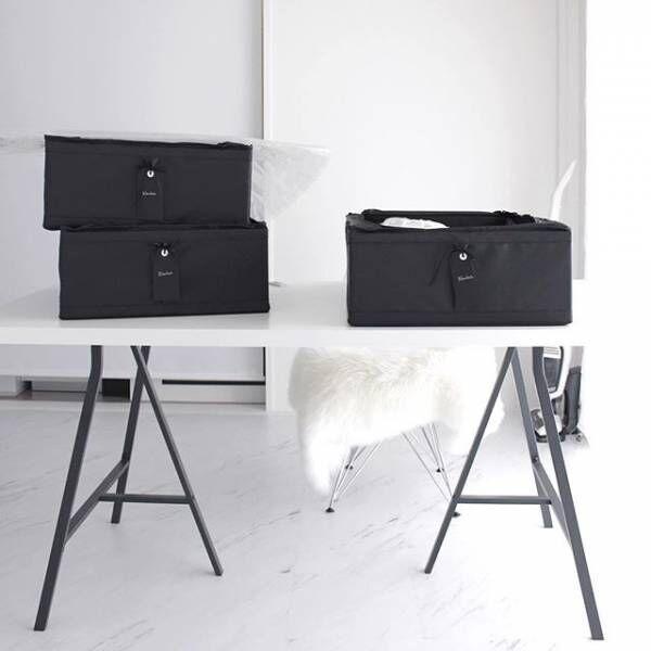 【IKEA】のSKUBBを解説!クローゼット&押入れ収納でこう使おう♪