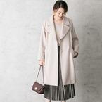今季のコートは「白orベージュ」で決まり!おすすめコート20選♡