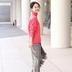 冬の特別なお出かけに♡女性らしくいたい時に着たい大人のピンクアイテム